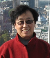 Wang Yusu Vice-president for Academics