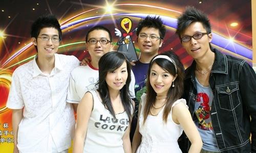 蝌蚪合唱团-北京现代音乐研修学院