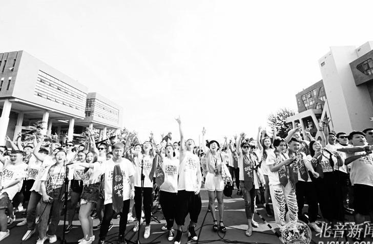1000个摇滚青年致敬中国摇滚30年!(中)