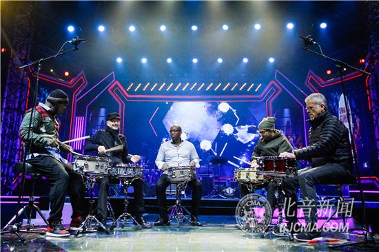 """第四届北京现代国际鼓手节""""雷风之夜音乐会"""""""