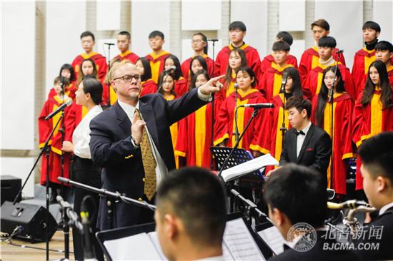 """第十五届北京现代音乐艺术节CMA爵士大乐队""""Sacred Concert""""专场"""