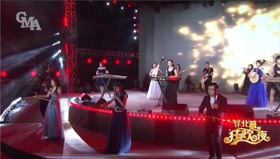 【北音眼】琵琶三弦与小提开启新民乐