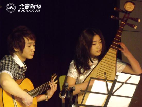 琵琶与吉他合奏《琵琶吟》