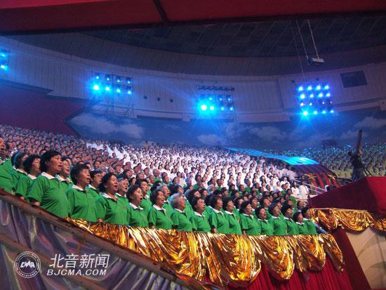千人合唱团