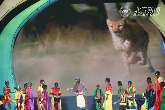 演唱南非歌曲