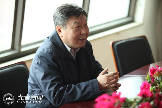 中国录音协会秘书长来我院寻求合作
