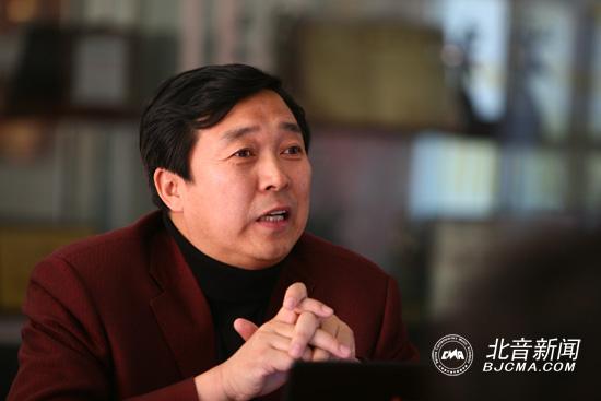 北京现代音乐学院李罡院长