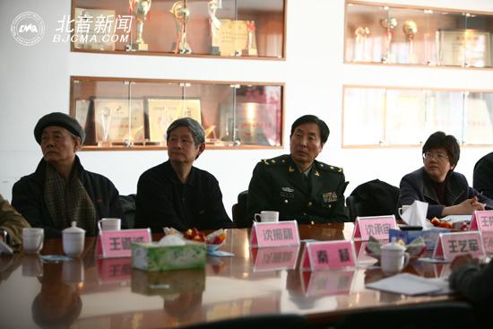 中国音乐剧教学委员会专家