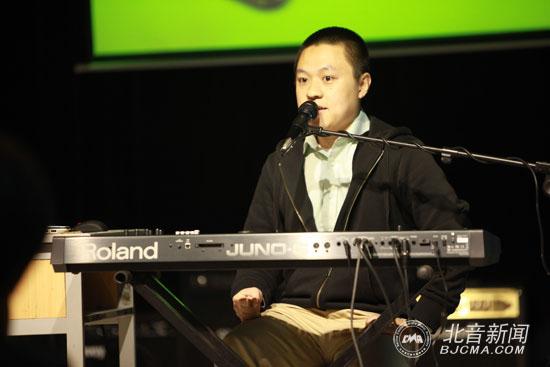Roland键盘产品技术顾问陆成