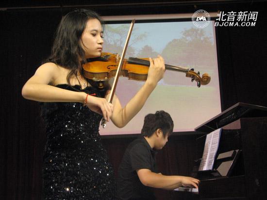 【独奏】四季春小提琴谱指法