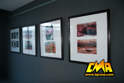 艺术设计学院教师举办个人作品摄影展