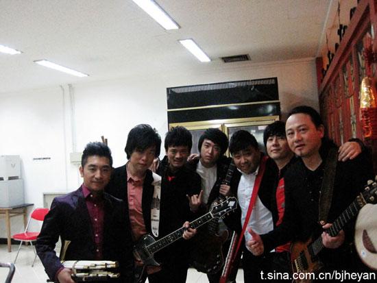 北京现代音乐学院刘洋同学成为春晚一大亮点
