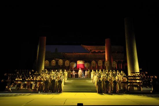 《文成公主》国家大剧院完美首演