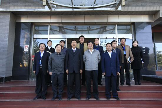 通州区政协领导莅临北京现代音乐学院参观视察