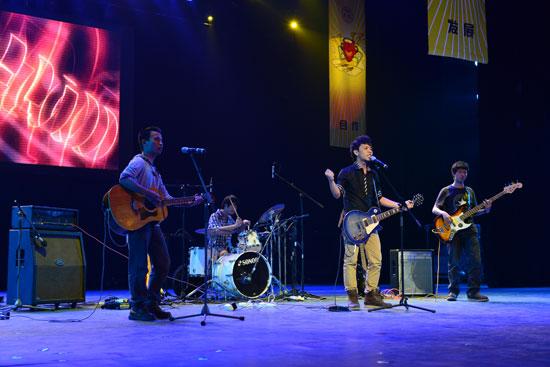 第12届全国校园原创作品大赛总决赛成功举行