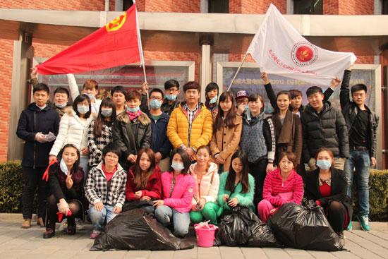 北京春天双语幼儿园教学楼图片