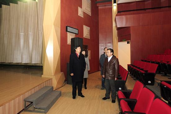北京现代音乐研修学院 北音新闻网 领导关怀      3月5日,瑞鑫安泰