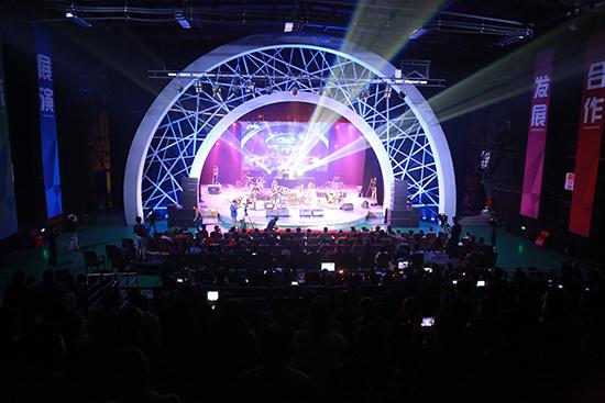 第二届北京现代国际鼓手节音乐会精彩上演 国内外鼓手倾情献艺携手共创音乐盛会