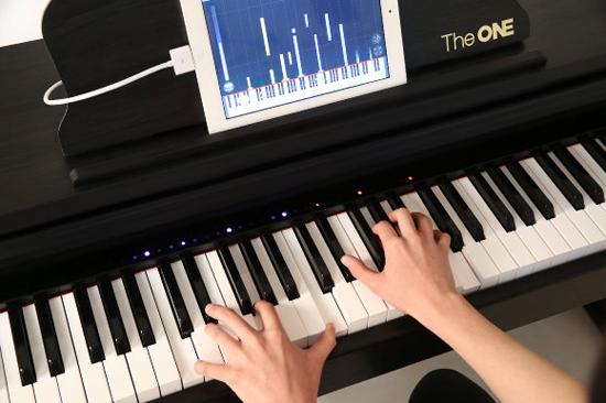 The ONE 智能钢琴-第五届北京九棵树数字音乐节 前沿智能音乐科技展