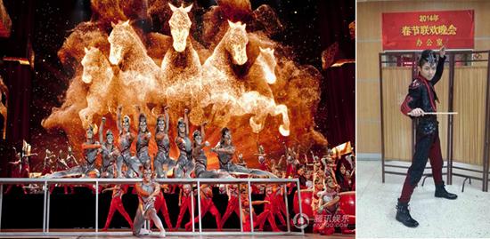 前台幕后熠熠生辉——北京现代音乐(研修)学院教师央视春晚大放光彩