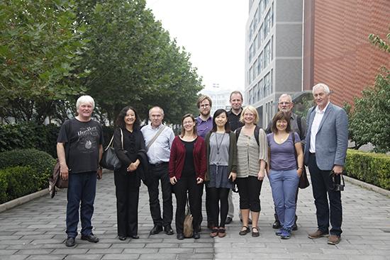 挪威北方Tromso County教委一行来访北京现代音乐研修学院