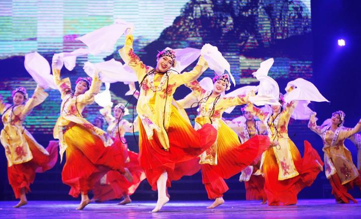 舞蹈学院2012级毕业汇报演出