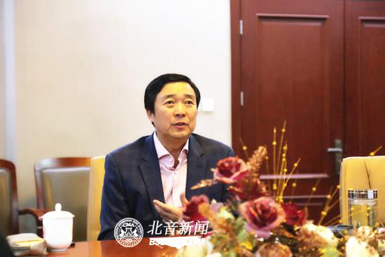 英国新毕肯集团 (New Beacon Group)来访北京现代音乐研修学院寻求合作