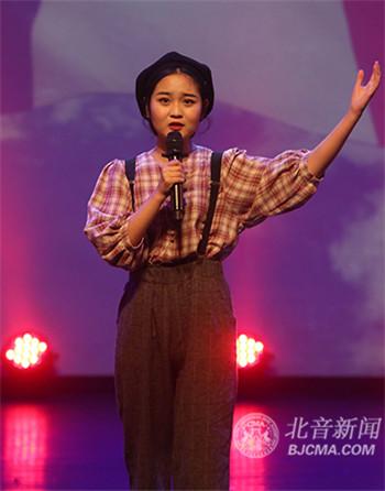 """北京现代音乐研修学院第十一届""""花开的声音""""朗诵会成功举行"""