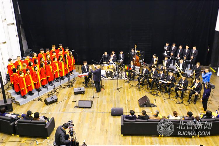 "第15届艺术节CMA爵士大乐队""Sacred Concert""专场"