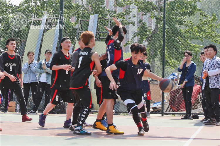 2017CMA校园篮球联赛半决赛