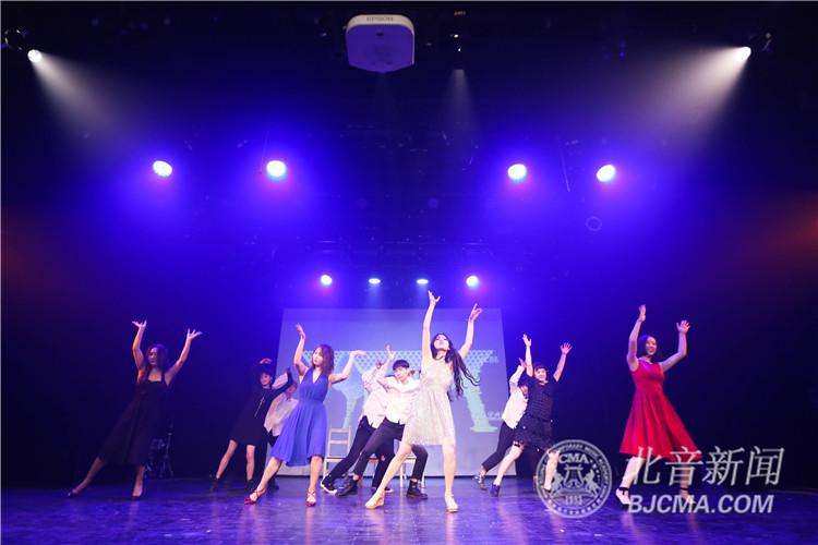 北京现代音乐研修学院流行演唱学院华语系毕业音乐会