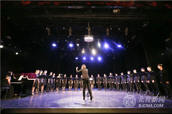 北京现代音乐研修学院现代之声合唱团专场汇报音乐会成功举行