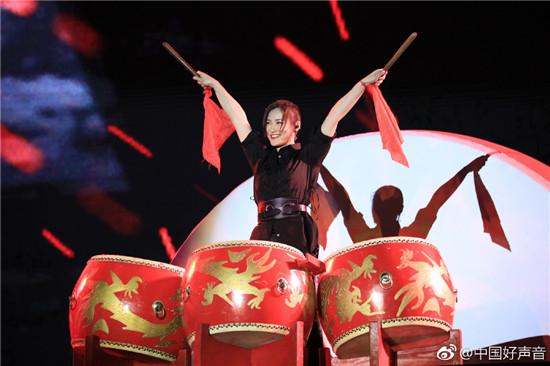 2018《中国好声音》总决赛落幕 北京现代音乐研修学院毕业生刘郡格获全国季军