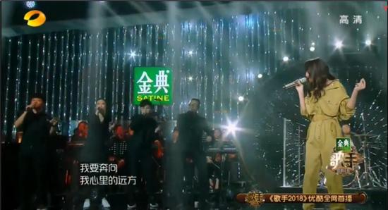 《歌手2018》第十一期 北京现代音乐研修学院教师梁古驰,王思思助阵