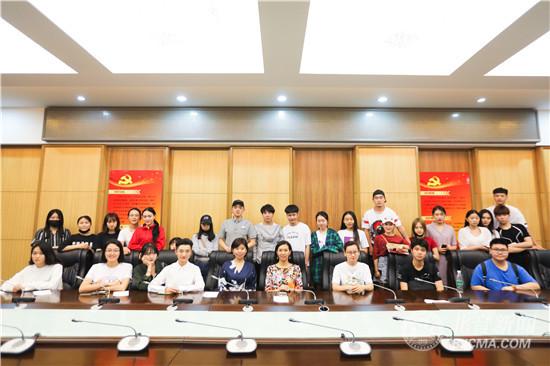 中央人民广播电台主持人刘玉蕾做客北京现代音乐研修学院大师讲堂