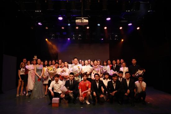 北京现代音乐研修学院播音系2017级期末汇报演出精彩上演