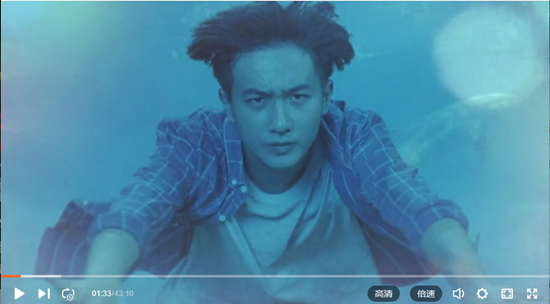北京现代音乐研修学院附中李宏毅主演都市奇幻言情剧《来自海洋的你》火热开播