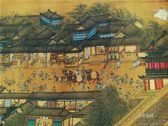 清明上河图 与 潞河督运图 大型原创历史传奇音乐剧 天地运