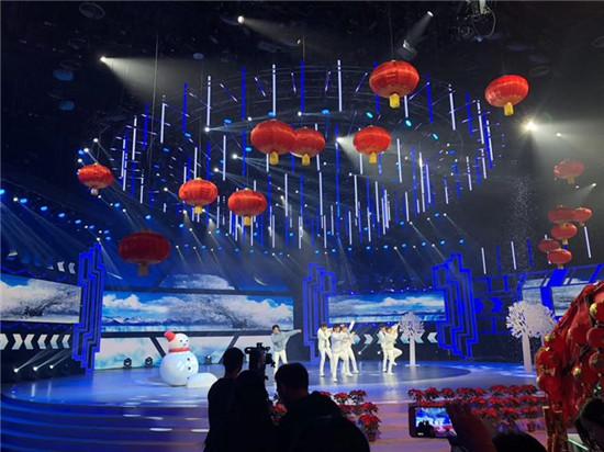 北京现代音乐研修学院师生参加央视《童声唱》2019新春特别节目录制