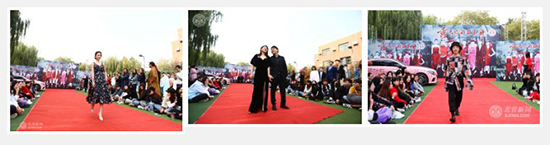 今季秋冬最IN穿搭潮流你get到了嗎?北京現代音樂研修學院首季T臺秀競演展示活動火熱舉行