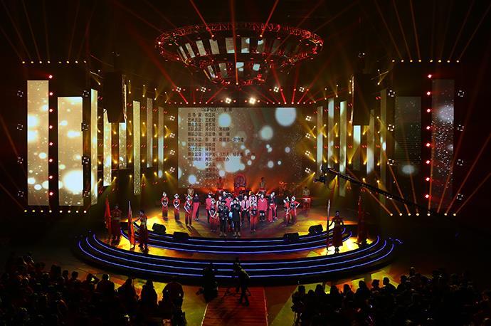 第十五届艺术节华语系专场《中国声·新时代》