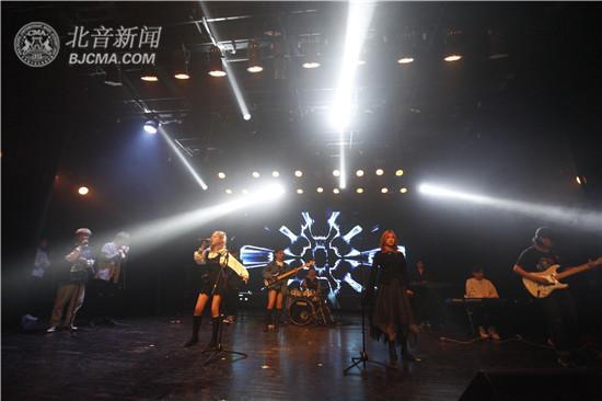 北京现代音乐研修学院附中声乐部2019《不说再见》毕业音乐会精彩上演