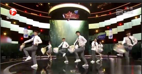 《一起来跳舞》北音师生舞台精彩绽放 师生情感动全场