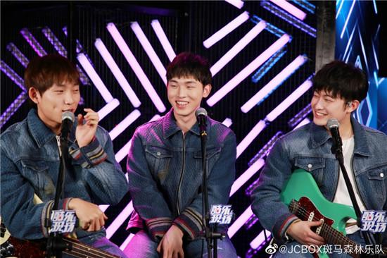 【专访】《2020中国好声音》亚军斑马森林:爱音乐的人不迷路,永远在路上!